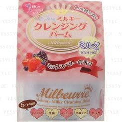 Cosmetex Roland - Milbeurre Moisture Milky Cleansing Balm