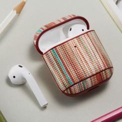 Pixel Dream - Striped AirPods Earphone Case Protection Cover