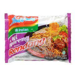 Grainee Foods - Indomie Stir Noodle Beef Rendang Flavor