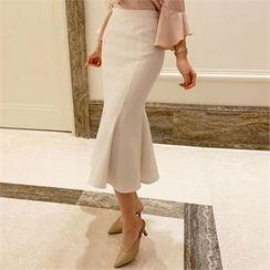 Styleberry - Mermaid Midi Skirt