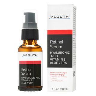 YEOUTH - Sérum rétinol 2,5 % 30ml