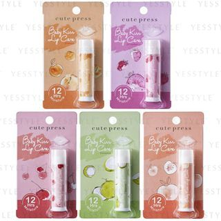 Cute Press - CP. Baby Kiss Lip Care 4g - 5 Types