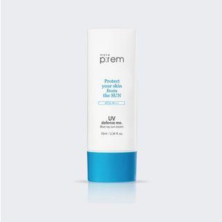 make p:rem - UV Defense Me. Blue Ray Sun Cream SPF50+ PA++++ 70ml
