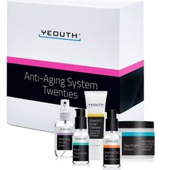 YEOUTH - Anti-Aging System Twenties (Set of 5)
