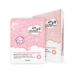 esfolio - Pure Skin Collagen Essence Mask Sheet Set 10pcs