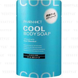 KUMANO COSME - Pharmaact Cool Body Soap Refill