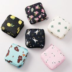 Honeyfluff - Printed Sanitary Pouch