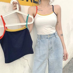 JStyle - Cropped Camisole Top