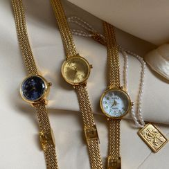 Betsuno(ベツノ) - Round Bracelet Watch