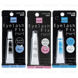 Koji - Eyelash Fix Glue - 3 Types