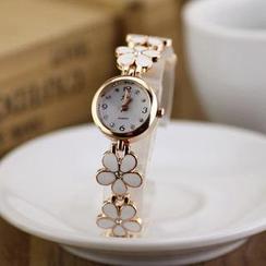 Tacka Watches - 花朵手鐲錶