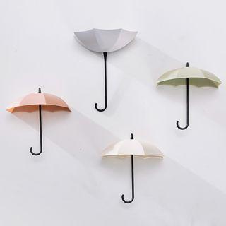 Home Simply - Lot de 3: Crochets muraux pour parapluie