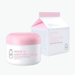 G9SKIN - White In Feuchtigkeitscreme 100g