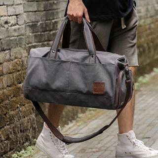 Moyyi - Canvas Duffle Bag