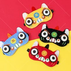 Coomui - 醒獅卡通睡眠眼罩