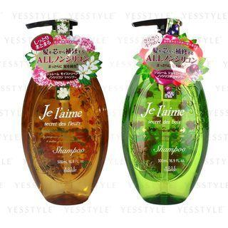 Kose - Je l'aime Non-Silicone Shampoo 500ml - 2 Types