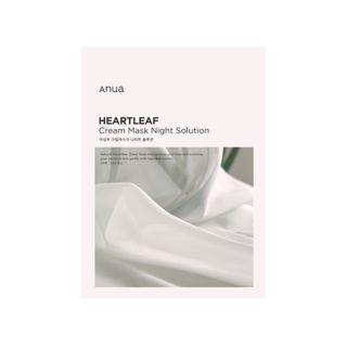 Anua - Heartleaf Cream Mask Light Solution Pack Set