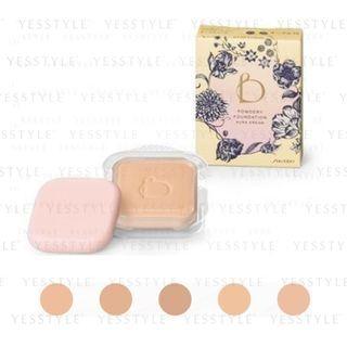 Shiseido - Benefique Theoty Powdery Foundation Aura Dream Refill - 5 Types