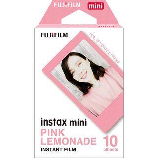 Fujifilm(富士フイルム) - FUJIFILM インスタントカメラ チェキ用フィルム 10枚入 ソリッドカラー (ピンクレモネード)