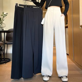Shopherd - 宽腿西裤