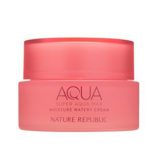 NATURE REPUBLIC - Super Aqua Max Moisture Watery Cream 80ml