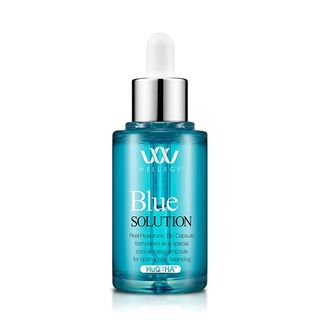 WELLAGE - Real Hyaluronic Blue Solution