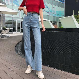 Rerise - High-Waist Wide-Leg Jeans