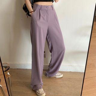 Shopherd - Straight Fit Dress Pants