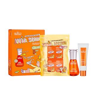 THE FACE SHOP - Dr. Belmeur Vita Serine Tone Smoothing Serum Vitamin Edition