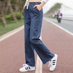 YICON - Wide Leg Jeans