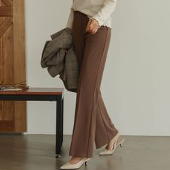 JUSTONE - Boot-Cut Pants in 2 Lengths