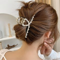 Diplet - 珠飾髮爪