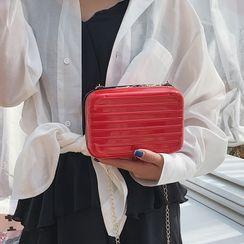 Koniga - 盒形斜挎包