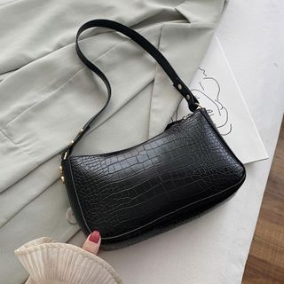 RAINBOWXX - Croc Grain Handbag