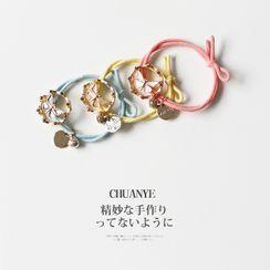 Kawano - Alloy Butterfly Hair Tie