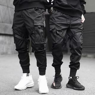 GRAYCIOUS - Harem Cargo Pants