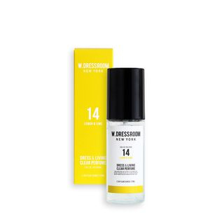 W.DRESSROOM - Dress & Living Clear Perfume Portable #14 Lemon & Lime 70ml