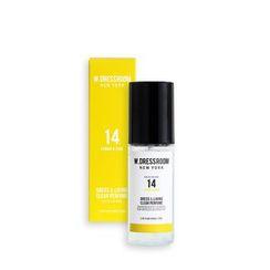 W.DRESSROOM - Dress & Living Clear Perfume Portable #14 Lemon & Lime 70ml
