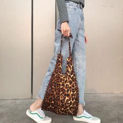 TangTangBags - Leopard Tote Bag
