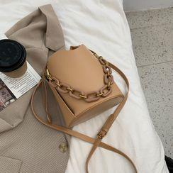 Aimyz - Chain Crossbody Bucket Bag
