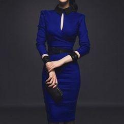 Yilda - Collared Dress