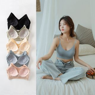 meirology - Padded Cropped Camisole