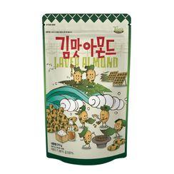 Tom's Farm - Dry Roasted Laver Almond 210g