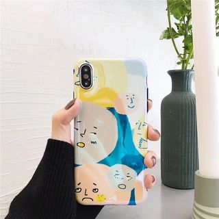 Phone in the Shell - Printed Phone Case - iPhone 6 / 6S / 6 Plus / 6S Plus / 7 / 7 Plus / X