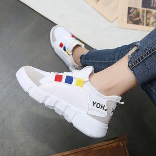 Shanhoo - 帆布休閒鞋