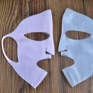 Woak - Reusable Silicone Facial Mask Cover