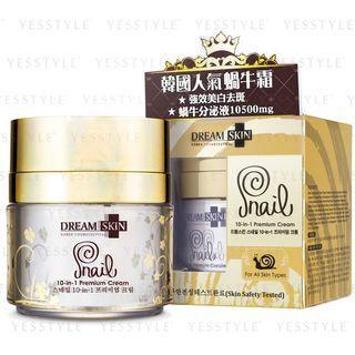 Dream Skin - Snail 10-In-1 Premium Cream
