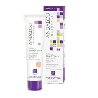 Andalou Naturals - Perfecting Beauty Balm Natural Tint SPF 30 2 oz