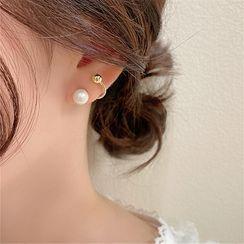Diplet - 仿珍珠耳環