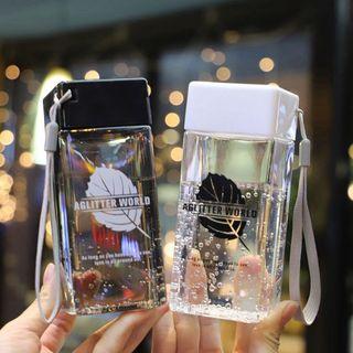 MUMUTO - Square Water Bottle